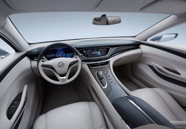 Buick Avenir Concept Price Interior Specs Photos Release Date