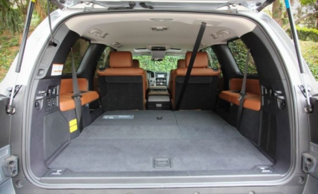 2016 toyota sequoia review interior price pictures suv. Black Bedroom Furniture Sets. Home Design Ideas