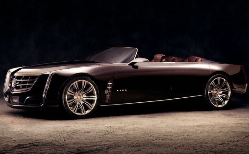 2016 Cadillac Ciel Concept Review, Price, Release date, MPG,