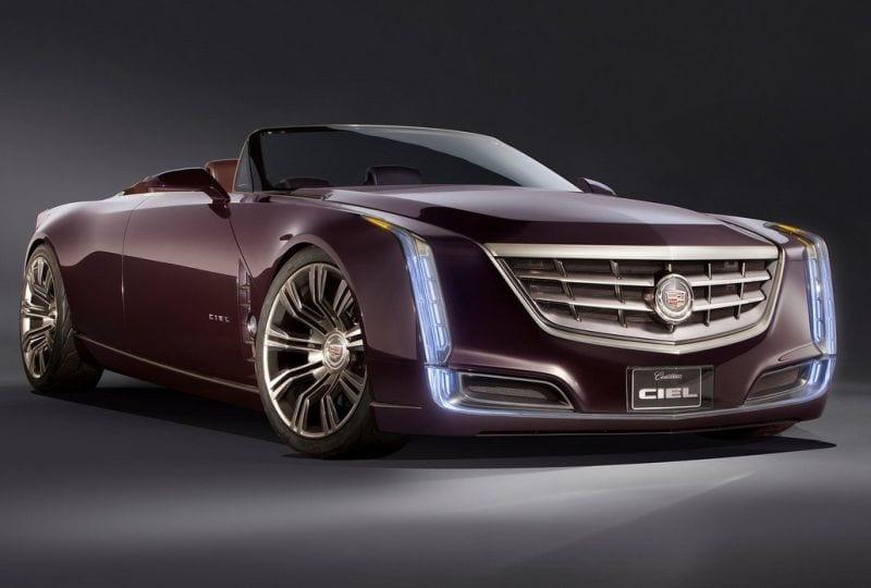 Cadillac ciel release date in Australia