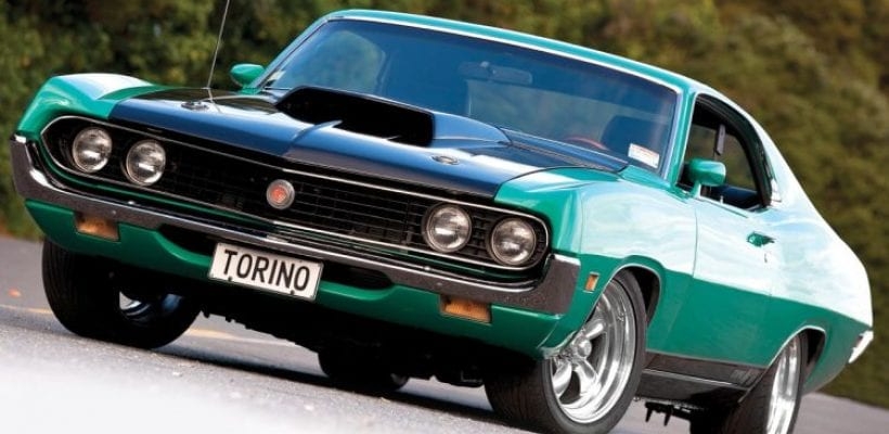 Ford Torino Icon Of Fords Proud History