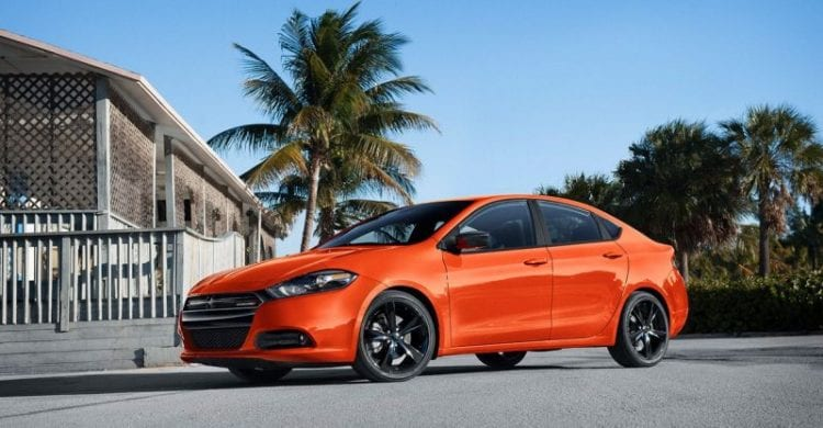 2016 dodge dart srt review release date changes price. Black Bedroom Furniture Sets. Home Design Ideas