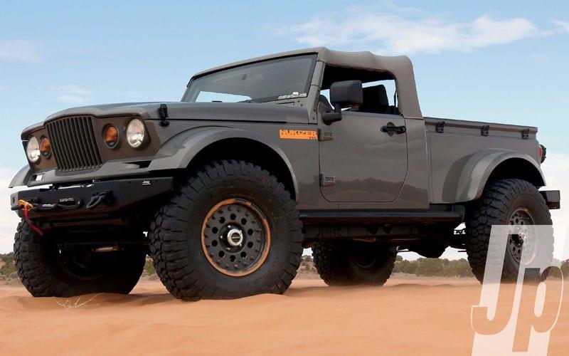 Mopar Jeep Concept Nukizer M715