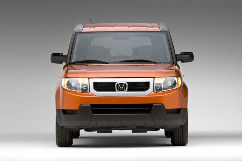 Video of 2011 Honda Element EX: