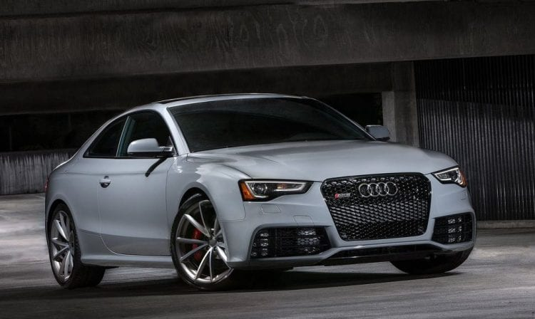 2015 Audi RS5 coupe sports edition shown; Source: netcarshow.com