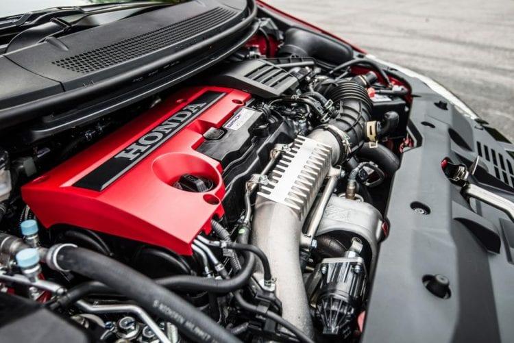 2018 Honda Civic Type R super-aggressive Prototype at Paris motor show