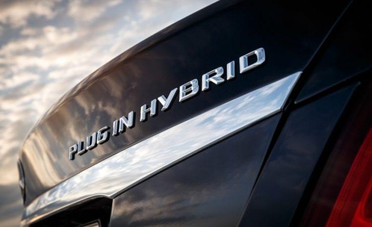 2016 Mercedes Benz C350 Plug-in Hybrid