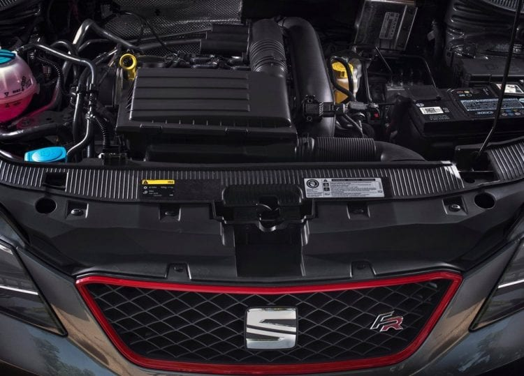 Source: netcarshow.com - 2016 Seat Ibiza Engine