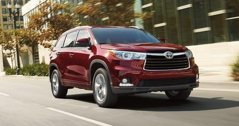 2016 toyota highlander hybrid interior review specs - Toyota highlander hybrid interior ...