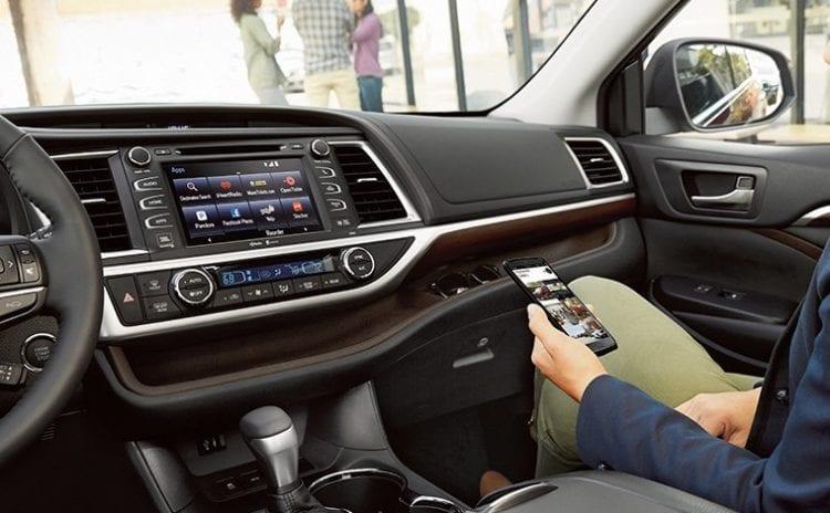 Toyota highlander hybrid interior - Toyota highlander hybrid interior ...
