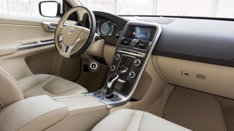2016 Volvo XC60 interior shown; Source: volvocars.com