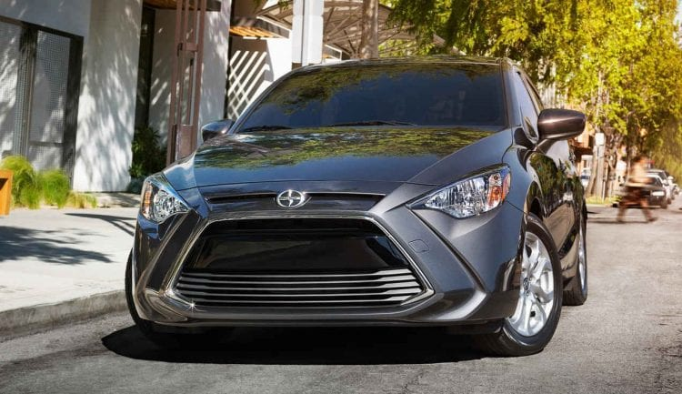 2017 Toyota Yaris IA Specs Review Price Release Date