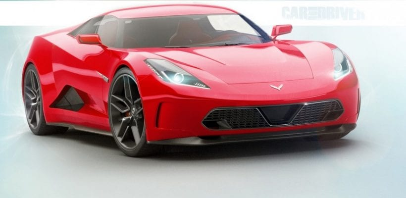 2017 Chevrolet Corvette Zora Zr1 Price Horespower Renderings