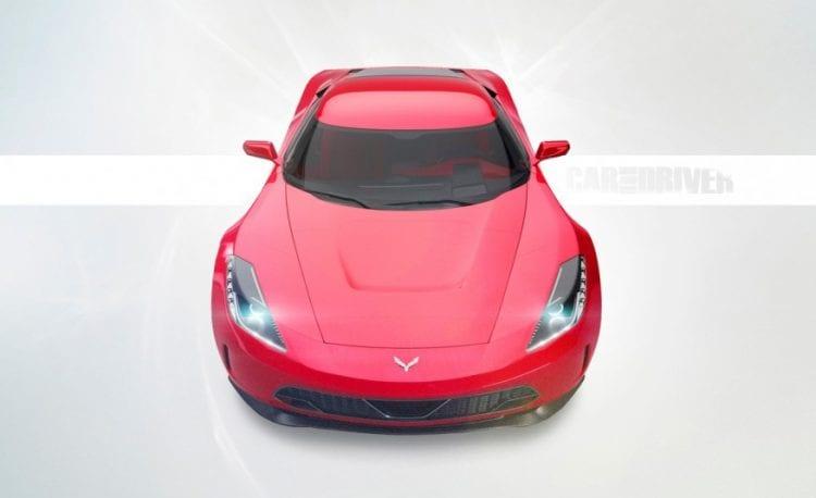 2017 Chevrolet Corvette Zora ZR1 artist rendering; Source: caranddriver.com