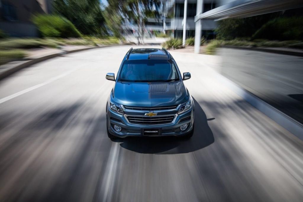 2017 Chevrolet Trailblazer Design, Price, Performance