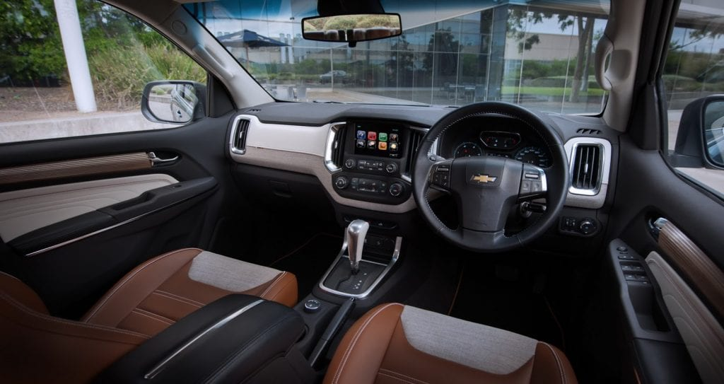 2017 Chevrolet Trailblazer Design, Price, Performance