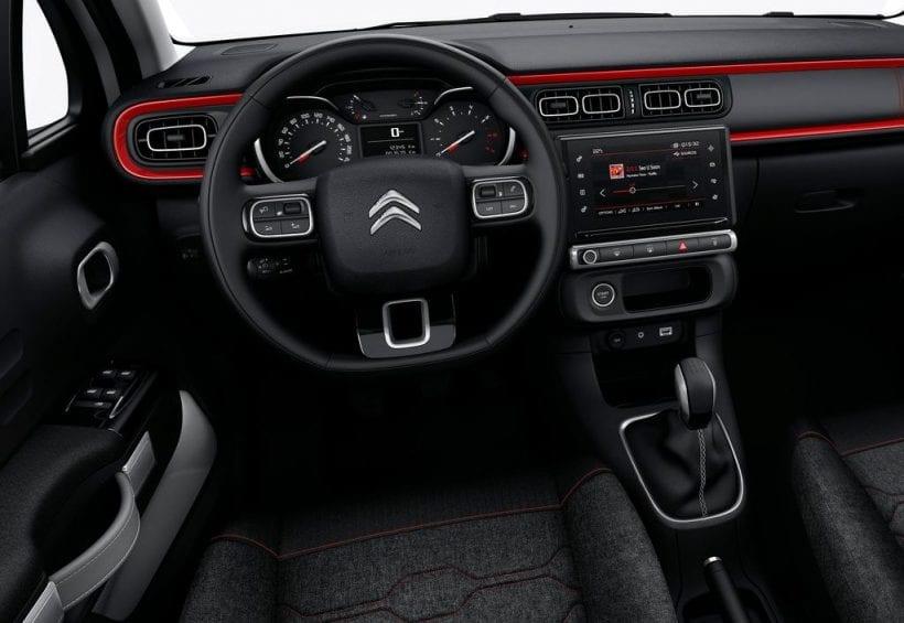 2017 Citroen C3 Interior Review Release Date Price