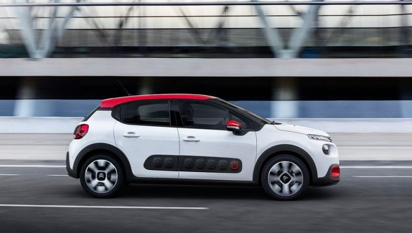 2017 Toyota Prius C Review And Release Date >> 2017 Citroen C3 Interior Review Release Date Price