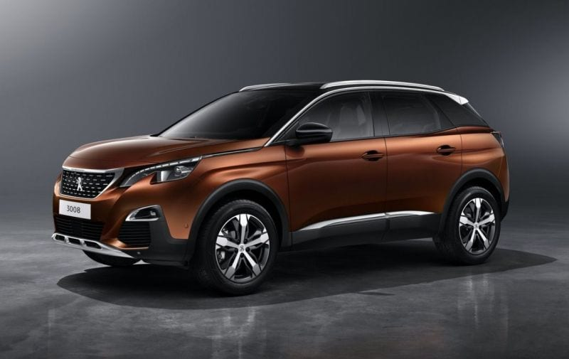 2017 peugeot 3008 price review interior release date specs. Black Bedroom Furniture Sets. Home Design Ideas
