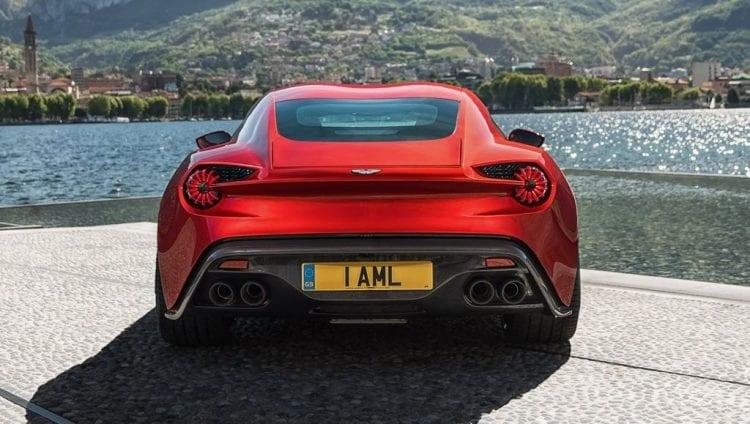 2017 Aston Martin Vanquish Zagato; Source: netcarshow.com