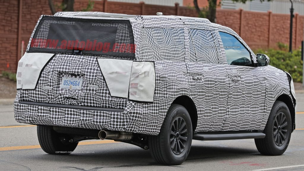 new 2018 ford expedition. contemporary new 2018 ford expedition spy photos gallery patrick and new ford expedition