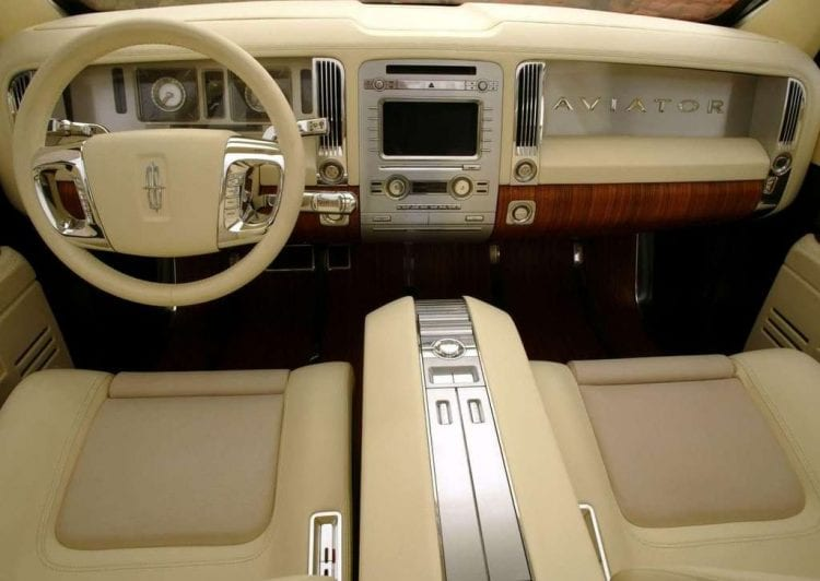 2017 Lincoln Aviator Price Specs Engine Review Release Date