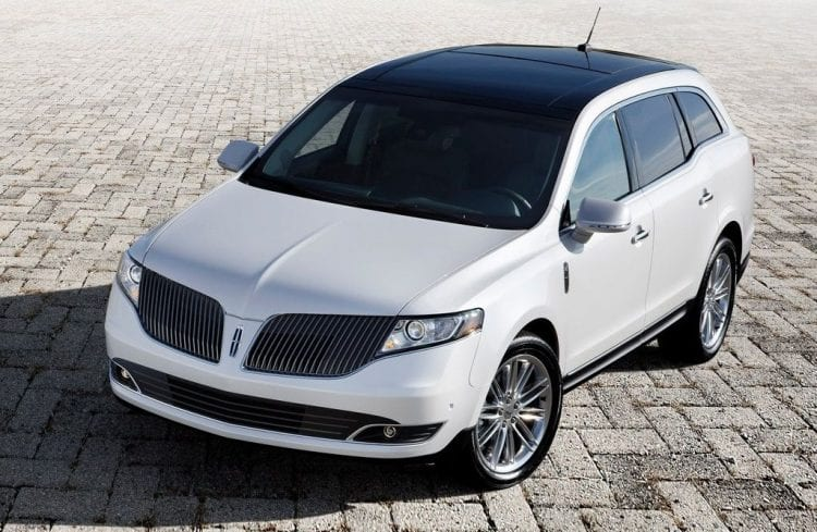 Lincoln MKT shown; Source: netcarshow.com