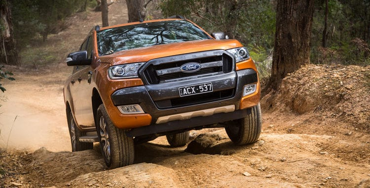 2017 Ford Ranger - High-Tech Piece of Machinery | 2017 Ford Pickup