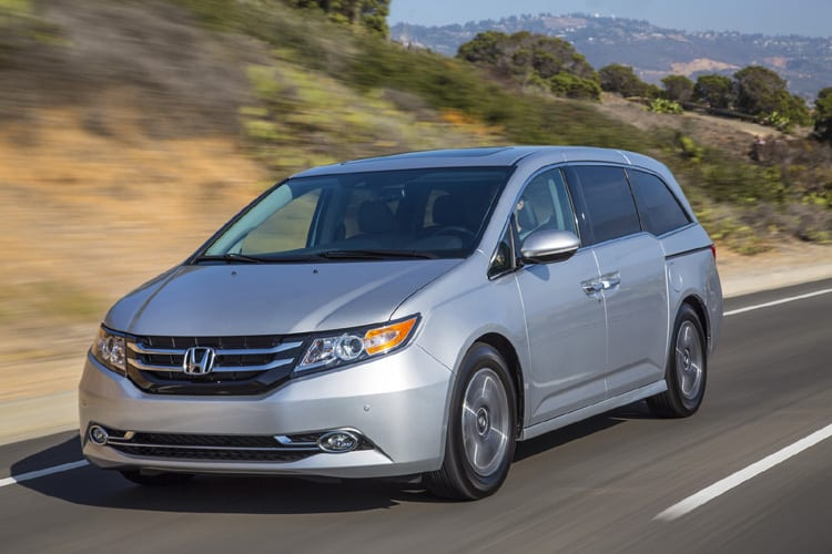 2017 Honda Odyssey Release Date, Price, Design, Spy Shots