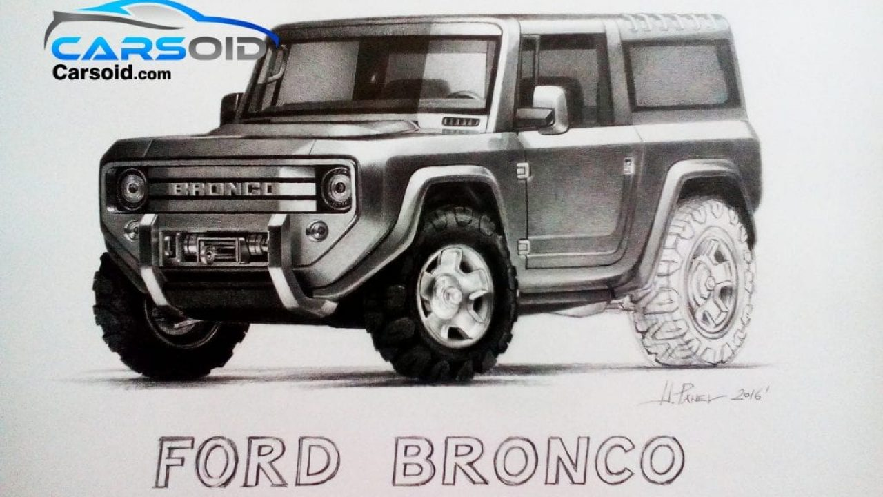 2017 Ford Bronco >> 2017 Ford Bronco Fans Art Are You Ready Car Reviews