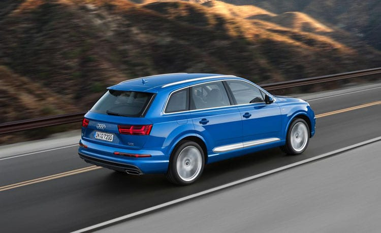 2016 audi q7 design price performance engine. Black Bedroom Furniture Sets. Home Design Ideas
