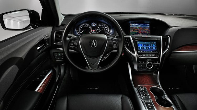 2015 Acura Tlx Tech >> 2017 Acura TLX Design, Interior, Price, Performance