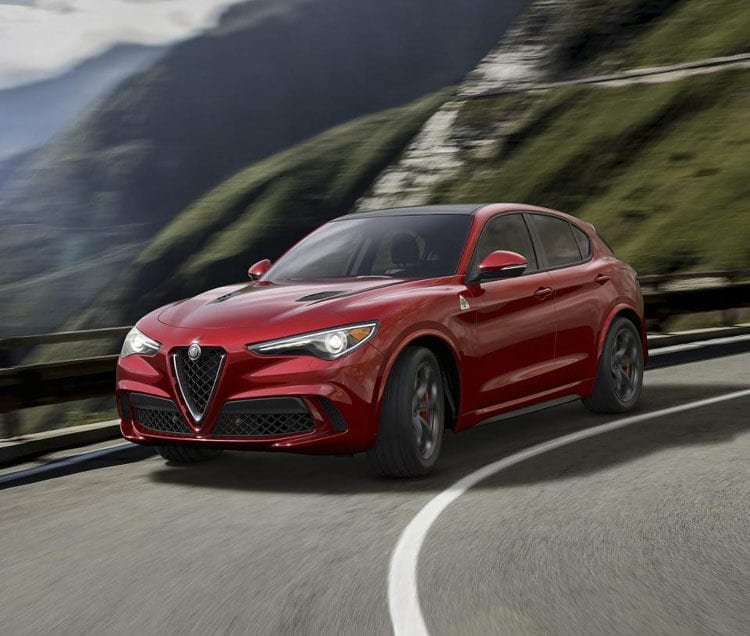 2017 alfa romeo stelvio moment too late review specs. Black Bedroom Furniture Sets. Home Design Ideas