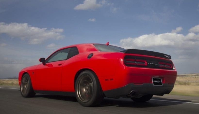 2017 dodge challenger hellcat srt redesign price specs news. Black Bedroom Furniture Sets. Home Design Ideas