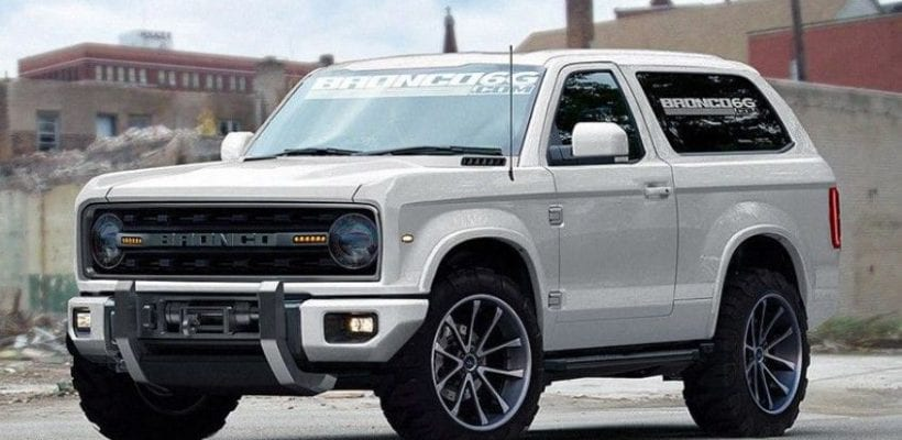 Ford Bronco Testing In Australia - SPIED! It's confirmed ...