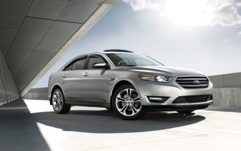 Ford Atlas 2017 >> 2017 Ford Taurus - Redesign, Changes, Release date, Specs & Price