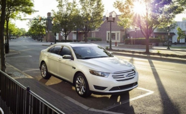 2017 Ford Taurus - Redesign, Changes, Release date, Specs ...