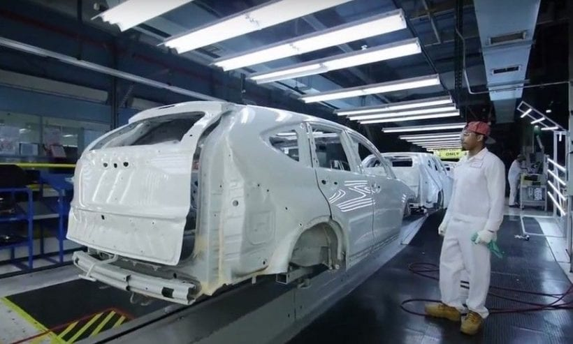 2017 Honda Cr V Starts Production In Ohio