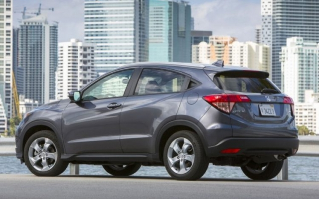 2017 Honda HR-V Release Date, Price, Interior, Changes | Crossover