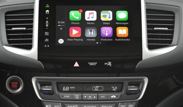 2017 Honda Pilot Android CarPlay