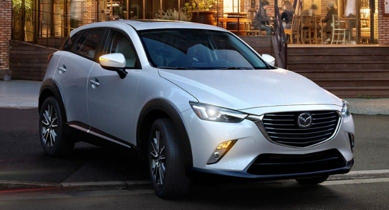 2017 mazda cx 3 kodo in smallest suv package. Black Bedroom Furniture Sets. Home Design Ideas