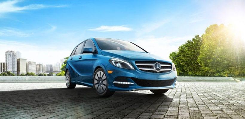 2017 mercedes benz b250e design performance for Mercedes benz b250e