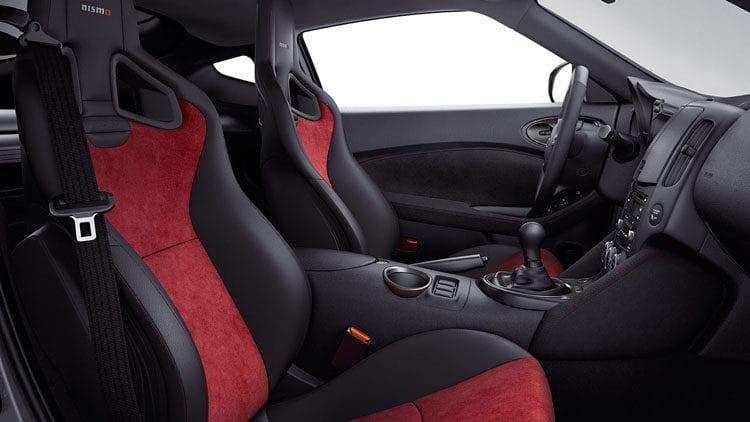 2017 Nissan 370Z Interior