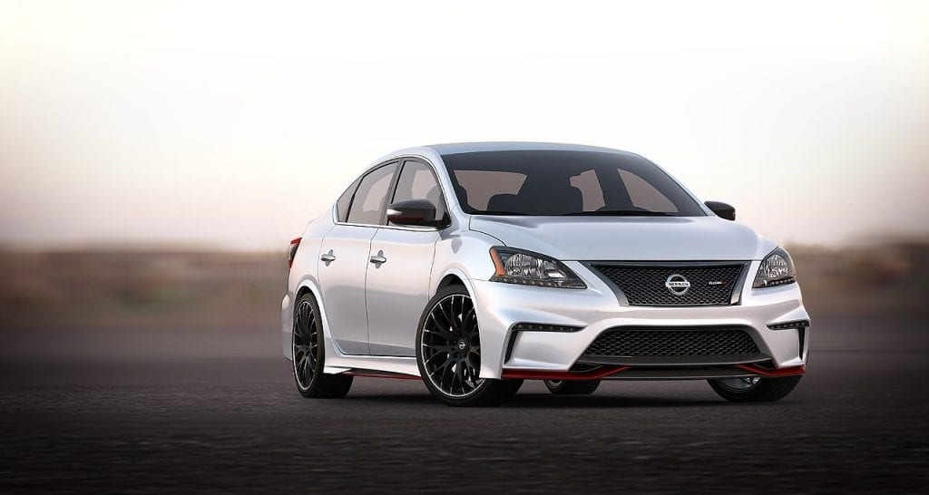 2017 Nissan Sentra NISMO Price, Performance, Interior