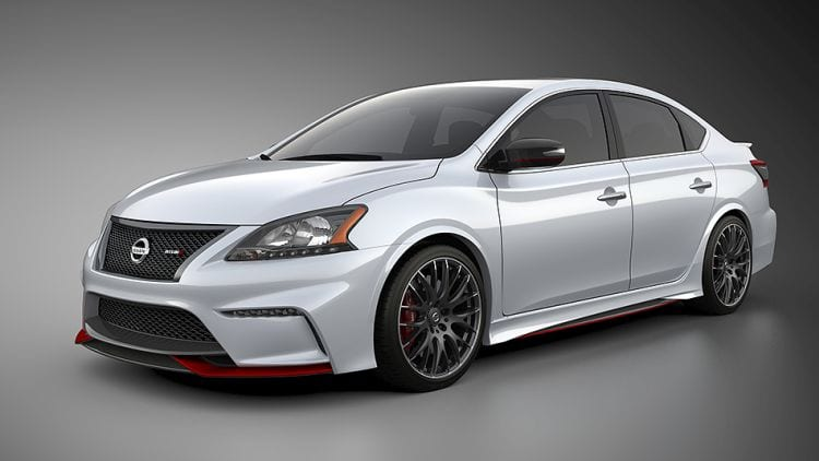 2017 Nissan Sentra Nismo Price Performance Interior