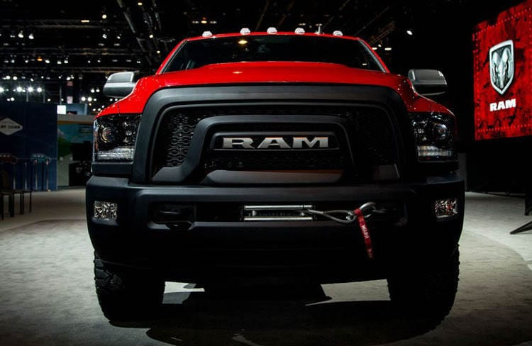 2017 Ram Power Wagon Price Performance Design