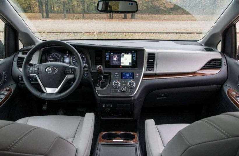 2017 toyota sienna awd price design interior exterior. Black Bedroom Furniture Sets. Home Design Ideas