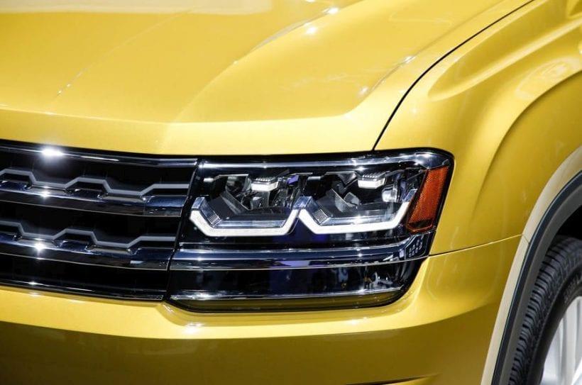 2017 Volkswagen Atlas Price, Release date, Specs, News | Full size SUV
