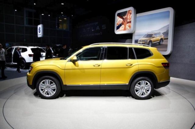2017 Volkswagen Atlas Price, Release date, Specs, News ...
