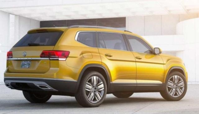 2017 Volkswagen Atlas Price Release Date Specs News